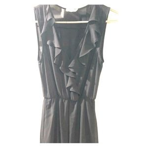 Lush Dresses - Black Sleeveless Dress